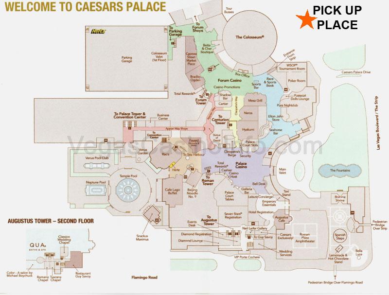 Sunbuggy Hotel Caesars Palace