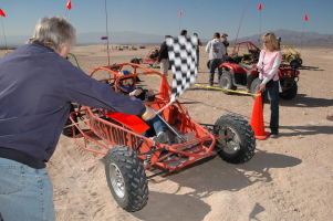 TeamBuilding Time Trial Event with Dune Buggies