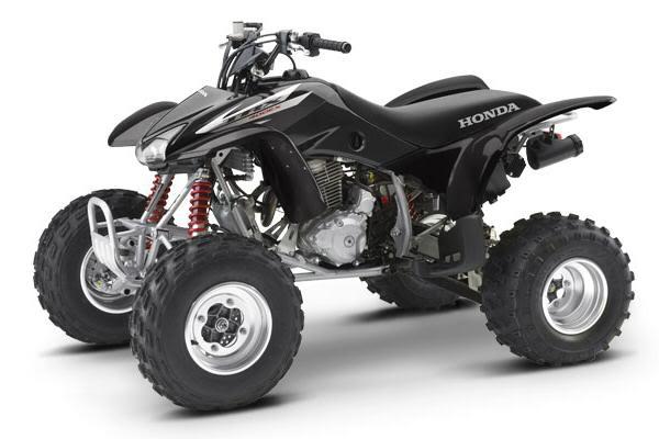 1 seat Honda 400ex 2x4 ATV