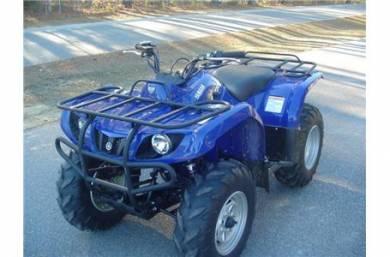 1 seat Yamaha 350cc 2x4 ATV