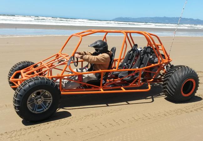 Pismo Beach Sand Dunes Buggy Als