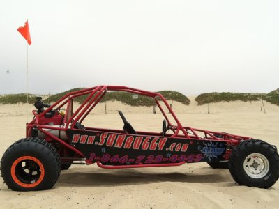 Rent A Sunbuggie Explorer  Seat Dune Buggy Min Age  With A Valid Drivers License