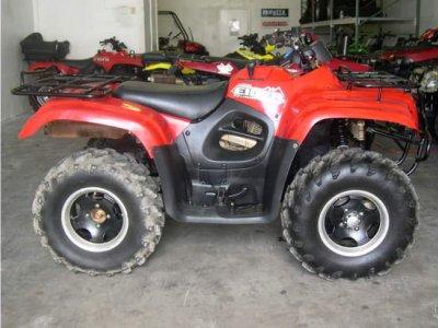 Suzuki ATV for Rent