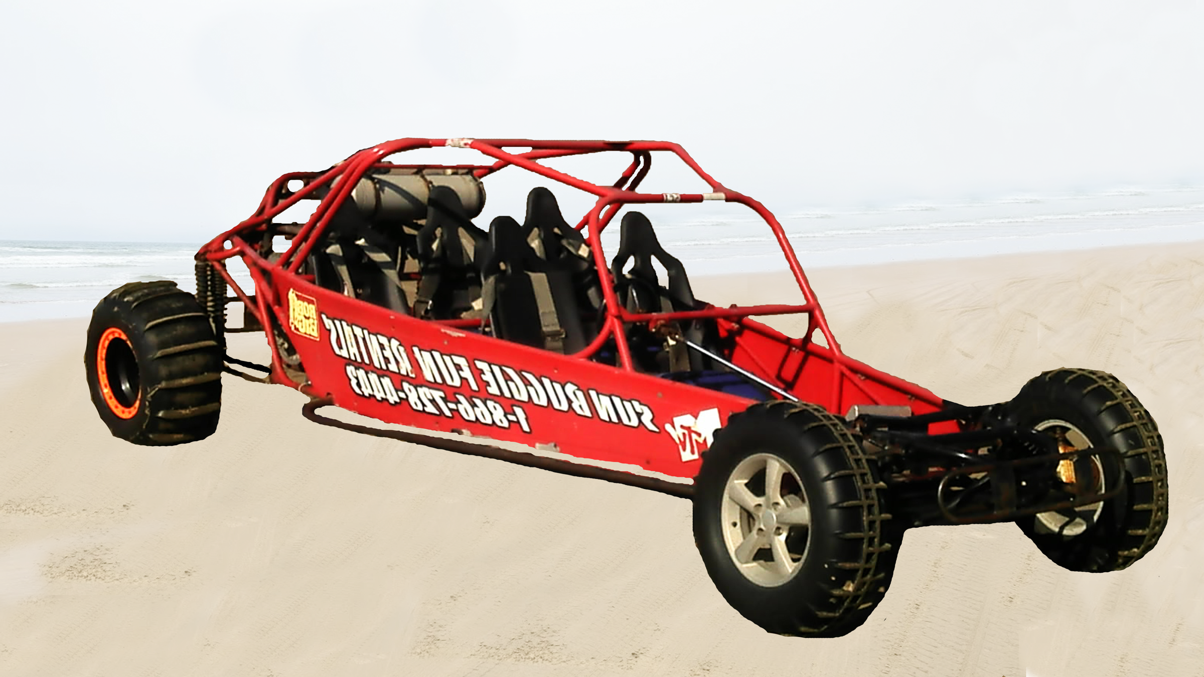 5 seat Buggy