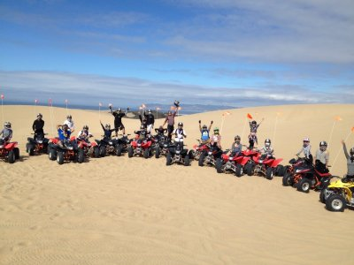 Las Vegas Off Road ATV Tours aka Quad Bike Tours
