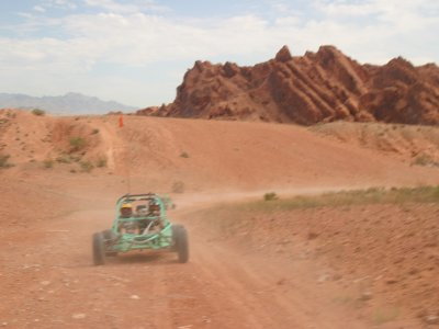 The Mini-Dakar Off Road Tour