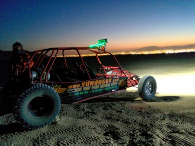 The Mini Baja Night Chase