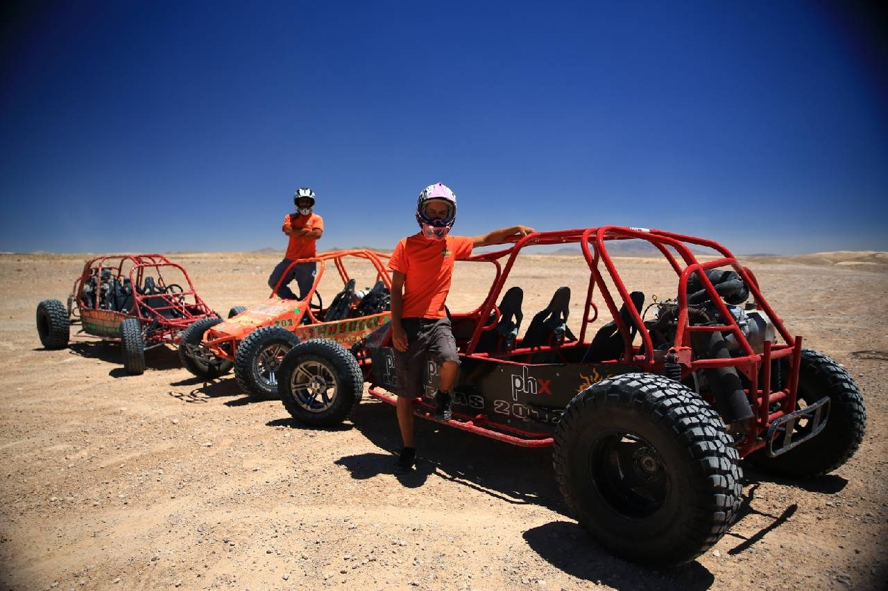 Best Dune Buggy Tours Las Vegas